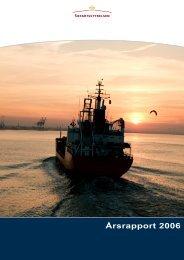 Søfartsstyrelsens Årsrapport 2006 underskrift.doc