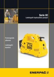 Serie XC - Enerpac