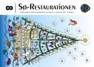 Sø-Restaurationen - CO-SEA