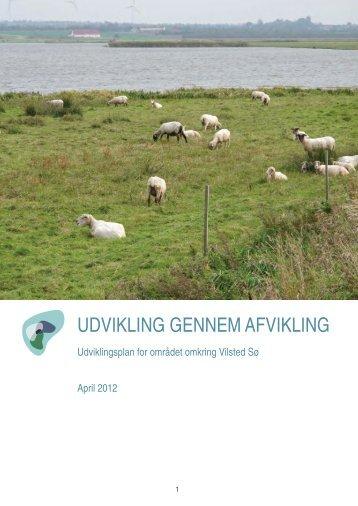 planen for projekt Udvikling gennem Afvikling - Vesthimmerlands ...