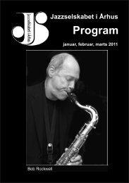 JS blad 01/2011 - Jazzselskabet i Aarhus