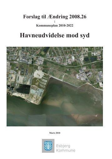 Havneudvidelse mod syd