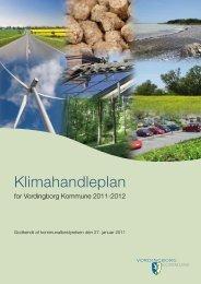 Klimahandleplan - Vordingborg Kommune