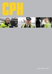 Miljørapport 2007 - Københavns Lufthavne