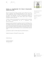 Utlysning av Utvecklingsmedel från Øresund ... - Øresund Org