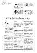 NEPTUNE 1-2 FA Manual - Nilfisk PARTS - Nilfisk-Advance - Page 4