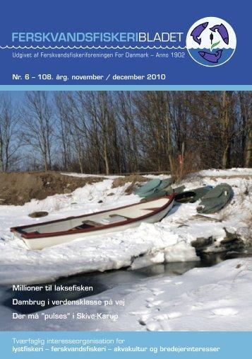 December - Ferskvandsfiskeriforeningen