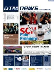 geht es zum Download der Lausitzring-Ausgabe… - DTM