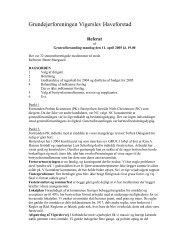den 11. april, 2005 - Vigerslev Haveforstad