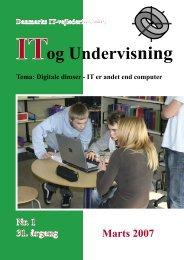 Hent nummer 2007/1 som pdf - IT-vejlederforeningen