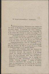 Forslag til sundhedsvedtægt. Sundhedskommissionen 1867-70 - Emu