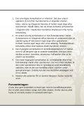 Pt vejledning ACL rekonstruktion - DrStorm - Page 5