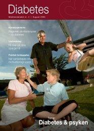 August 2005 - Diabetesforeningen