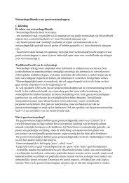 Samenvatting Handboek - Kleio