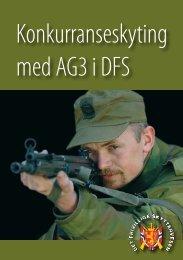 Konkurranseskyting med AG3 i DFS