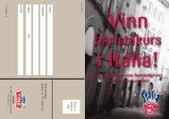 TINE- Barista folder - Tim Wendelboe