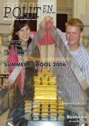 SUMMeR SCHOOL 2006