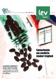 Repræsentantskabsmøde 2012 - Landsforeningen LEV
