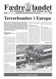 Fædrelandet 2004 marts - DNSB