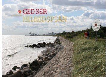 Helhedsplanen for Gedser
