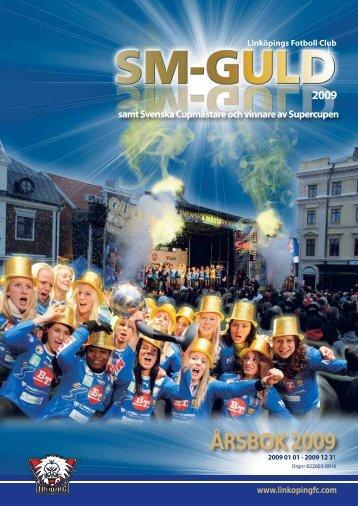 LFC ÅRSBOK 2009 (pdf 1 MB) - Linköpings FC