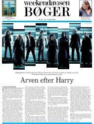Arven efter Harry (nr. 30 juli 2009)