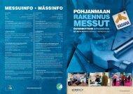 RAKENNUS - Pohjanmaan Expo Oy