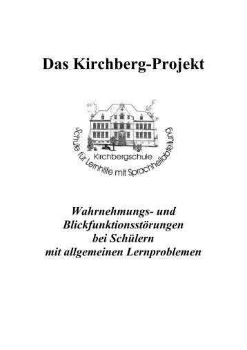 Das Kirchberg-Projekt - BlickLabor
