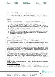 MYNDIGHEDERNES KOMPETENCE EFTER PVL - Nohr-Con