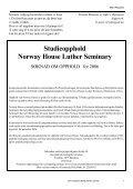 Nytt norsk kirkeblad nr 8-2005 - Det praktisk-teologiske seminar - Page 7