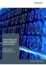 Rapport 1 - Blogg Regjeringen
