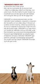 Brochure Carnivor voksen hundefoder - Hornsyld Købmandsgaard A/S - Page 2