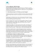 Organisering og dialog i byggeprocessen - RenProces - Page 7