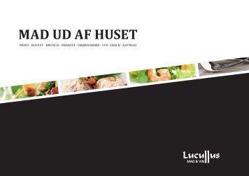 MAD UD AF HUSET - Lucullus
