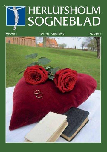 Klik her for at læse Sognebladet juni 2012. - Herlufsholm Kirke