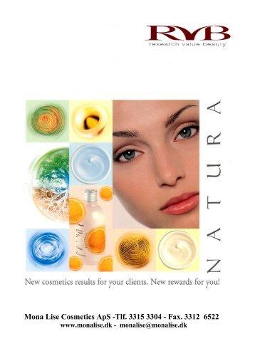 Natura - Mona lise cosmetics