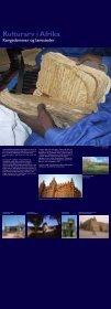 Kulturarv i Afrika - Riksantikvaren - Page 4