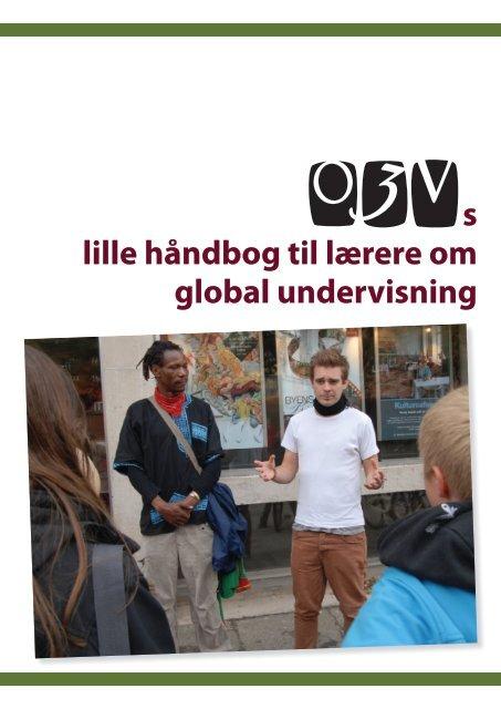 Den lille håndbog for lærere om global undervisning.