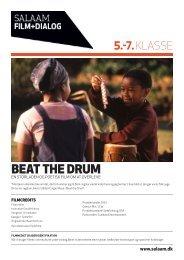 Undervisningsmateriale Beat the Drum 5. - 7. klasse PDF - Salaam DK