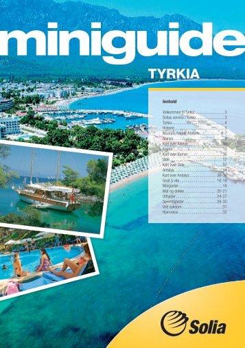 TYRKIA - Solresor