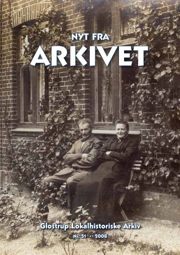 Gaver til arkivet - Glostrup Bibliotek
