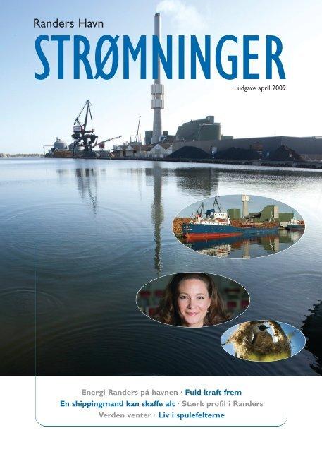 Strømninger 1 - Randers Havn