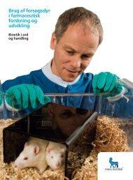 Brug af forsøgsdyr i farmaceutisk forskning og udvikling - Novo Nordisk