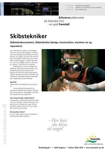 Skibstekniker - Selandia CEU