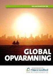hvaD er global opvarmning? - Noah