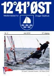 Nr. 2 Juni 2010 37. årgang - Dragør Sejlklub