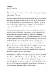 Livsforløbet fra 50 til 85 år - Able - Annette Johannesen