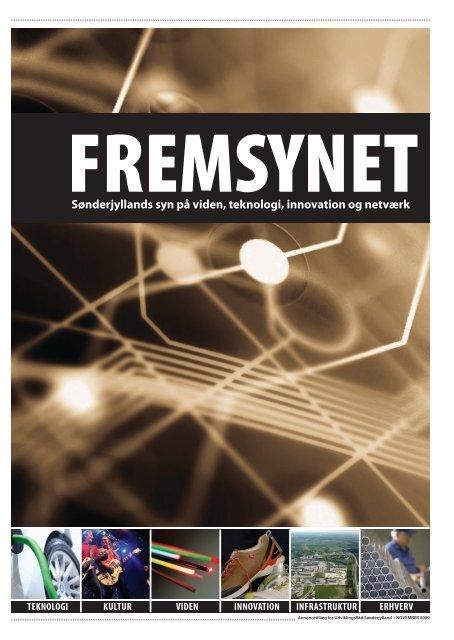 Fremsynet som pdf - UdviklingsRåd Sønderjylland
