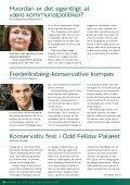 Lindebladet Frederiksberg Konservative - Konservative Folkeparti - Page 6