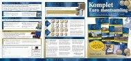 Euro møntsæt - Nordfrim A/S - Engros